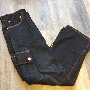 COOGI Unisex Kids Jeans Size 14